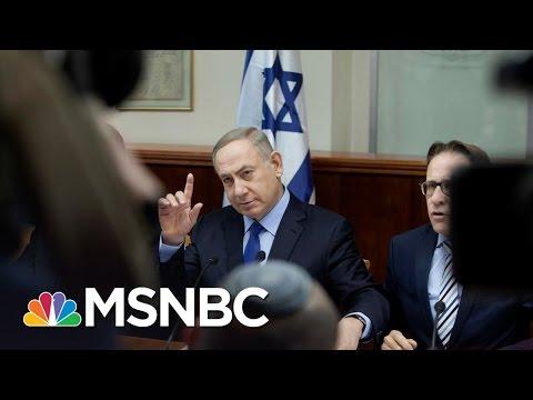 Benjamin Netanyahu: John Kerry's Israel Speech 'Disappointing' | MSNBC