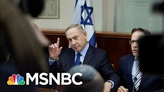 Benjamin Netanyahu: John Kerry's Israel Speech 'Disappointing' | MSNBC