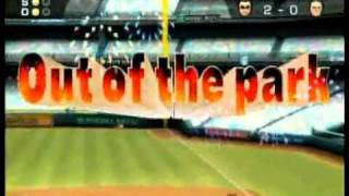 Wii Sports Baseball: An Out of the Park by HITLER!