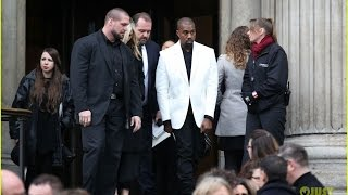 Kanye West Responds to Fern Mallis' 'Not a Fan' Comments watch!