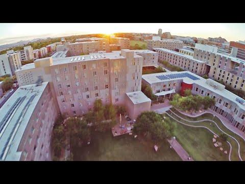 Tempe Campus Tour - Barrett, The Honors College At Arizona State University