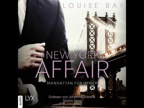 Manhattan für immer YouTube Hörbuch Trailer auf Deutsch