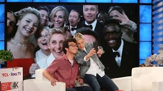 Video Ellen Meets Her Chicken Nugget Twitter Opponent download MP3, 3GP, MP4, WEBM, AVI, FLV Juni 2017