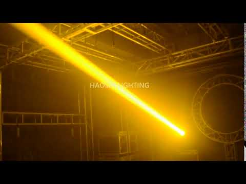 HAOSHI LIGHTING 20R 440W Beam moving head 3in1 with CMY