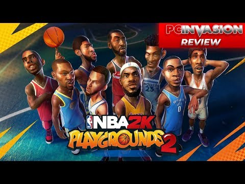 NBA 2K Playgrounds 2 PC Review - Dunking For A Dud Gold | PC