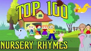Nursery Rhymes and Baby Songs | Top 100 All Nursery rhymes and stories
