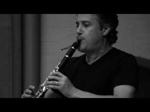 Schumann - Music For Clarinet   Patrick Messina, Fabrizio Chiovetta TRAILER