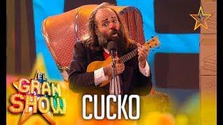CUCKO pone EN RIDÍCULO a EDURNE: ¡No sabe silbar! | El Gran Show | Got Talent España 2019