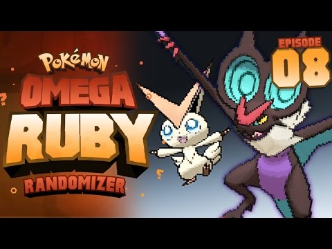 NO TIME TO HEAL - Pokémon Omega Ruby & Alpha Sapphire RANDOMIZER Nuzlocke Episode 8!
