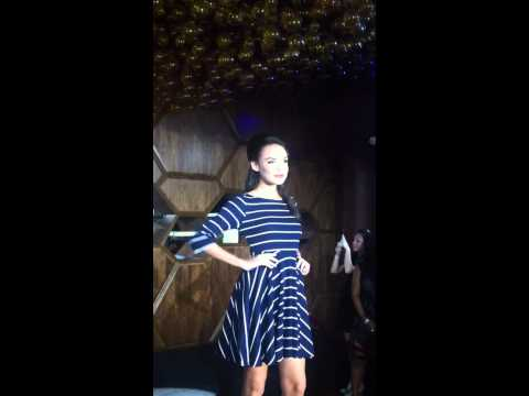 Armoire Reservation for Happiness Fashion Show at Pangaea Singapore 2013