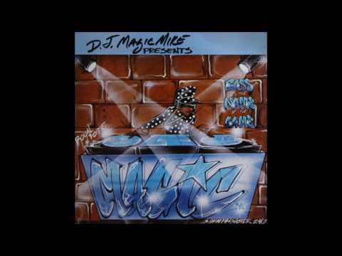 Miami Bass DJ Magic Mike (The best Of)