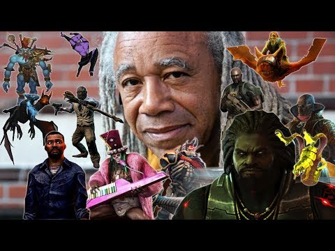 "The Many Voices of ""Dave Fennoy"" In Video Games"