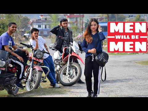 Men Will Be Men || Nepali Comedy Short Film || Local Production || March 2019