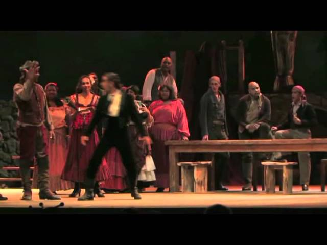 Opera Mauritius -- Carmen