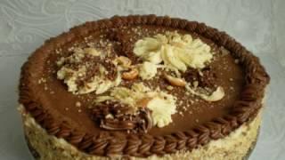 Киевский Торт рецепт(Основным отличием и секретом киевского торта от других ореховых тортов является то, что киевский торт..., 2016-12-24T10:32:31.000Z)