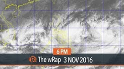 PAGASA monitoring LPA, ITCZ, tropical storm, tropical depression