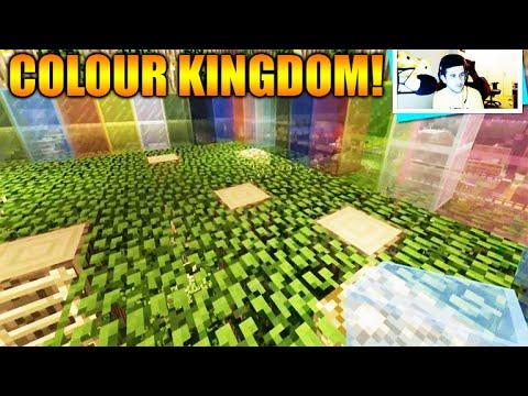 ★Minecraft Xbox - Soldier Adventures - THE COLOUR KINGDOM! [97]★