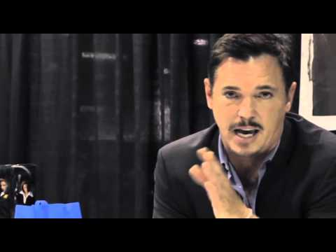 DVMPE Spends a few minutes with Nicholas Lea