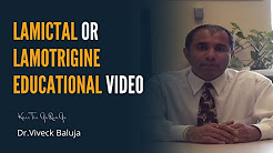 Lamictal or Lamotrigine Educational Video