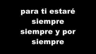 En mi corazon viviras ESPAÑOL KARAOKE Phill Collins