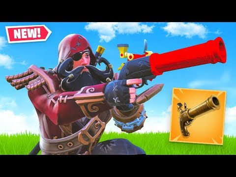 🔴 *NEW* SHOTGUN PISTOL in Fortnite thumbnail