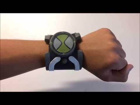 How To Make Ben 10's Omnitrix (PROP)