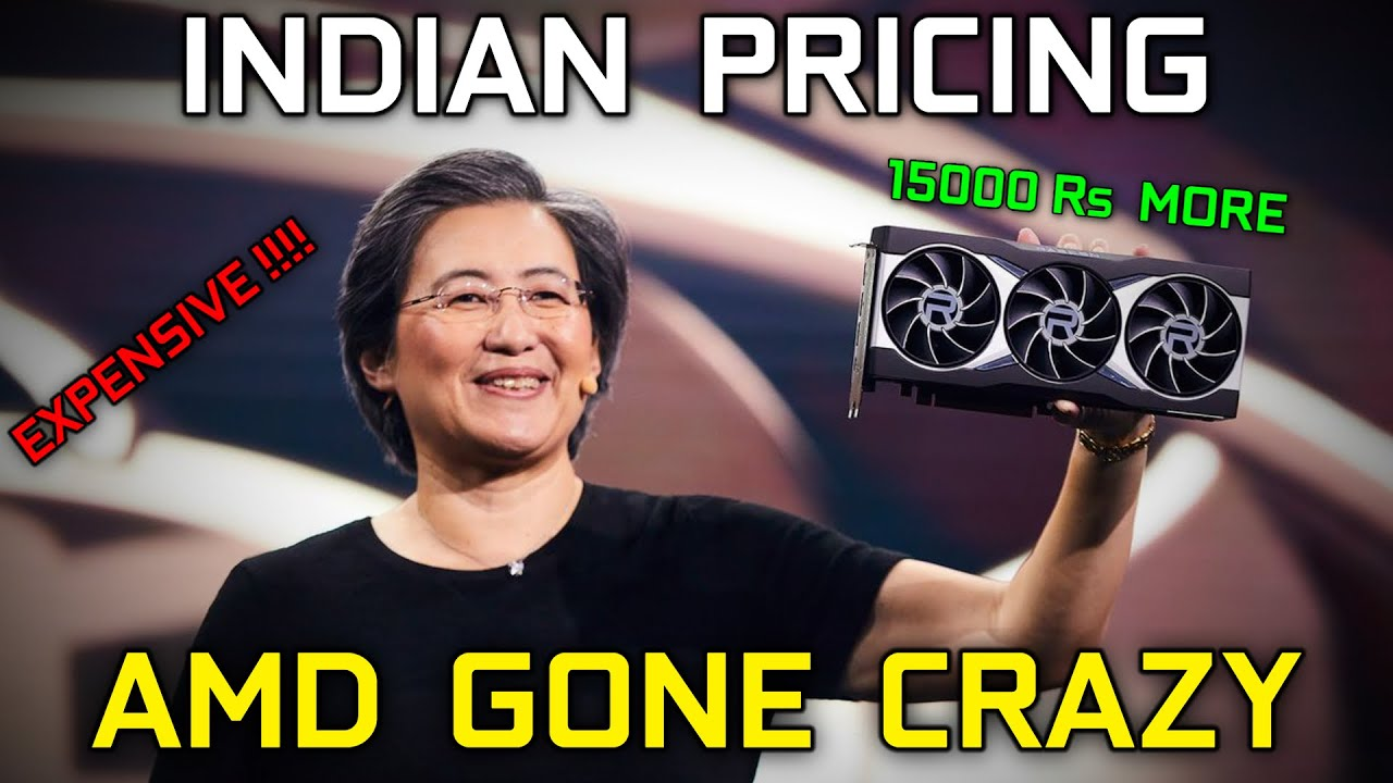 AMD Pricing Roast | Not for AMD Fanboys [HINDI]