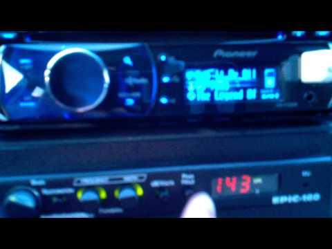 Audiocontrol Epic 160 Installed