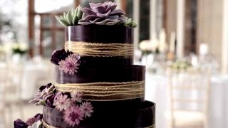 M&s Wedding: Wedding Cake Decorating