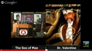 Dr. Phillip Valentine speaks to the Son of Man about religion