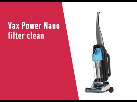 Vax UCNBAWP1 Power Nano Bagless Upright