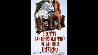 Metti Lo Diavolo Tuo Ne Lo Mio Inferno Stelvio Cipriani 1972