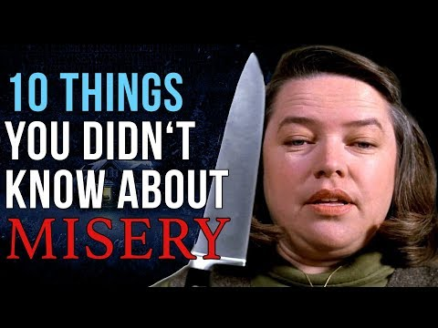 10 Things You Didn't Know About Stephen King's Misery