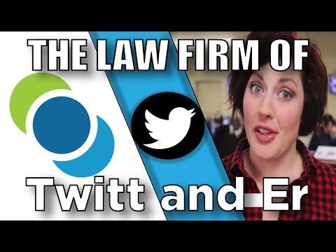 Chill Stream - Law School of Twit & Er, Beth Elderkin, ANN, Variety - Vic Mignogna