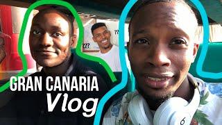 Gran Canaria Vlog (On My Own bts pt. 2)