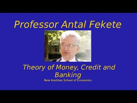 Theory of Money, Credit and Banking 9