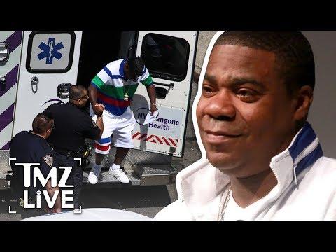 Patty Jackson: The 4-1-1 - Makaveli & Nippy?!! Jay-Z & Rihanna $$; Tracy Morgan Car accident