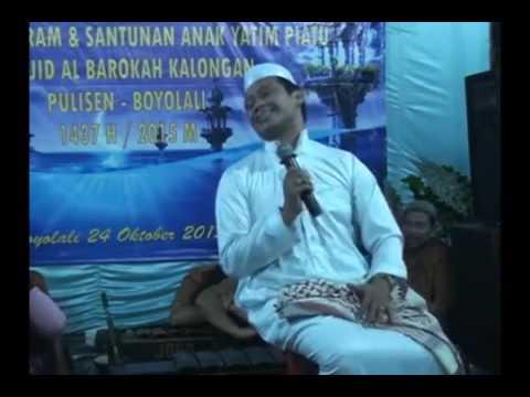 Pengajian Fauzi Arkan Bersama Jogo Rogo Musik