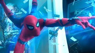 Человек-паук против Мстителей / Человек-паук: Возвращение домой (2017)