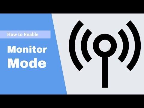 Enabling Monitor Mode On Kali Linux Using Airmon-ng