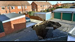 13th November End Times News  - Another Sinkhole in UK, Way to many Flash Floods !!! Signs of Change