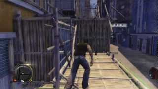 Sleeping dogs parkour montage