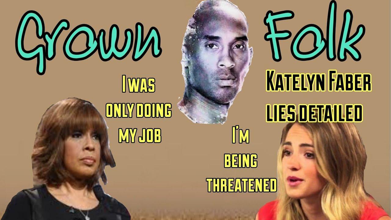 Kobe Bryant accuser resurfaces + Gayle King caught lying in apology (VIDEO INSIDE)