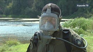 Что находят королёвские водолазы на дне Клязьмы?