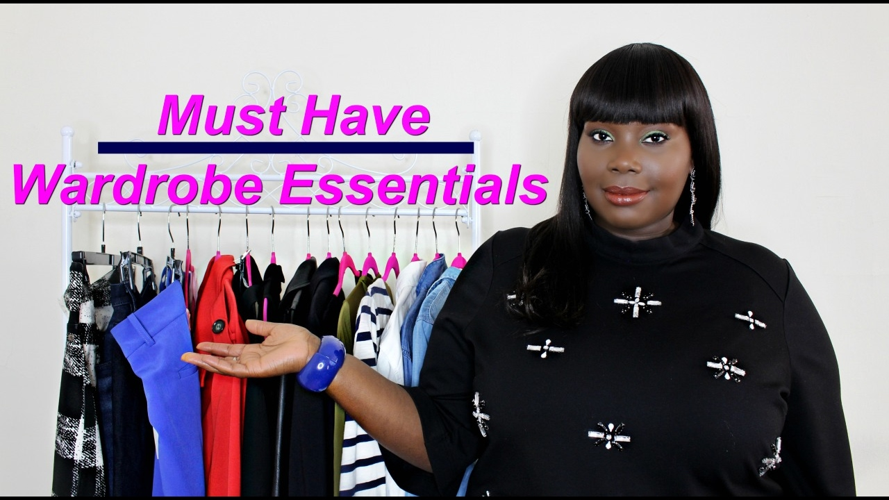 875a731085b Plus Size Fashion  Wardrobe Essentials Every Plus Woman Should Have In Her  Closet (Try On)
