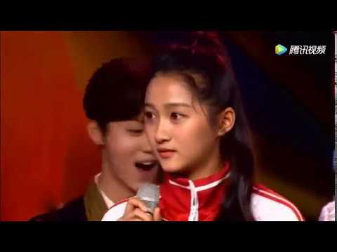 luhan and his confirmed girlfriend guan xiao tong moments