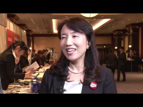 Oracle Japan Spotlight - 箕輪久美子 at Oracle Cloud Days Tokyo 2016