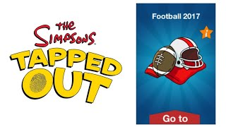 The Simpsons: Tapped Out [113] Super Bowl Football Update (2017) {Questline Overview}