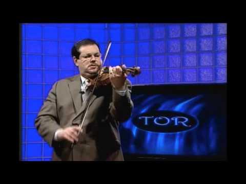 El Shaddai - Maurice Sklar, Violin