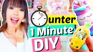 die süßesten DIY's in unter 1 Minute ⏳ Einfacher als gedacht!! | ViktoriaSarina